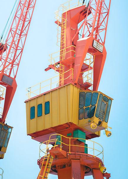 Crane Mechanics Gladstone