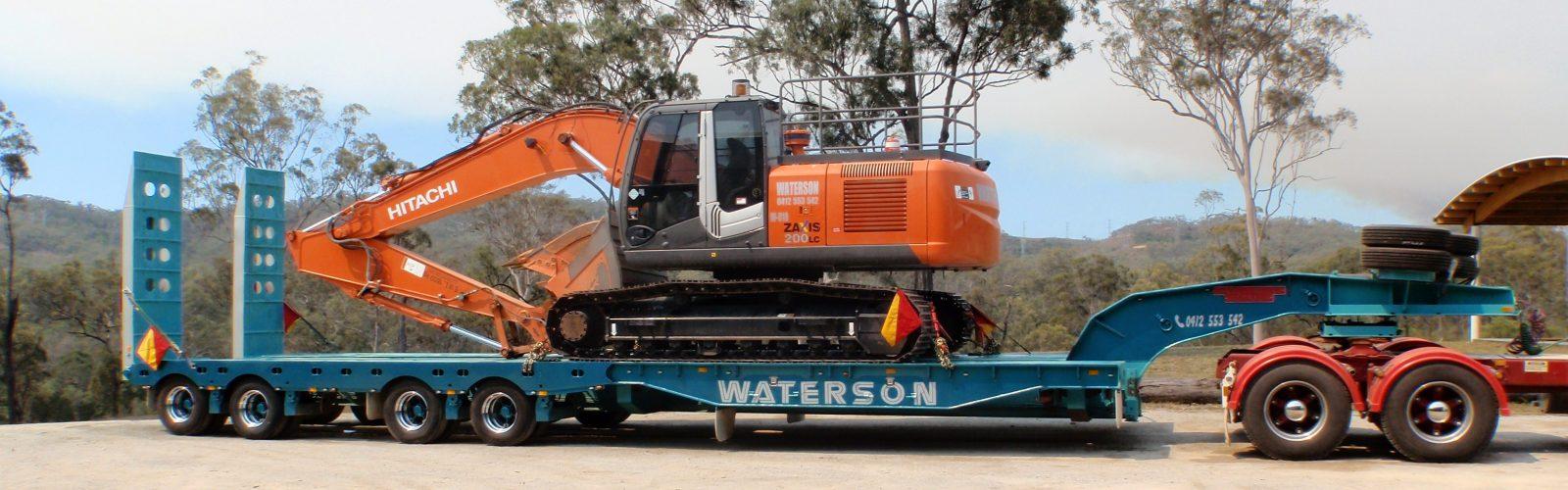 Plant & Equipment Mechanics Gladstone   Earthmoving Machinery